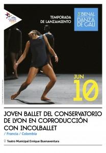Jeune ballet Cali 2017