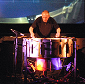 Jean Geoffroy et feed-drum © droits réservés