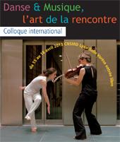 colloque danse et musique 2013