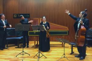 Concert of the Mozarteum team