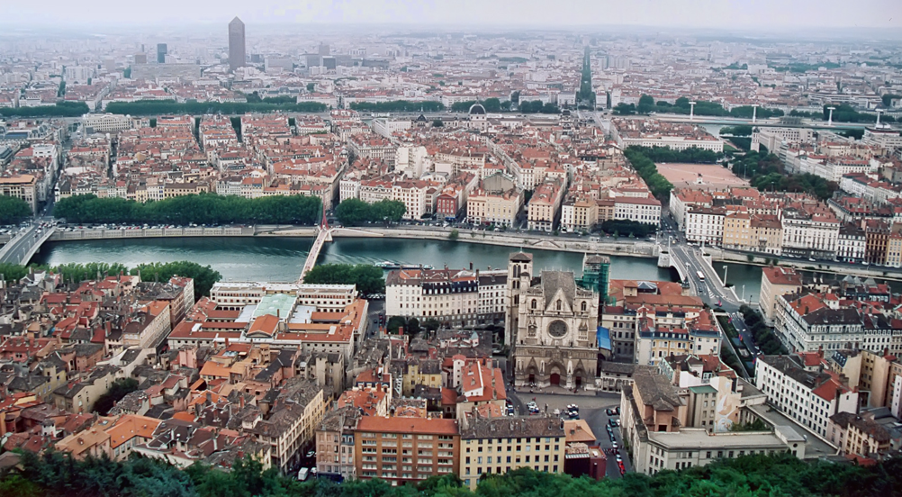 Lyon by day