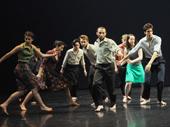 Jeune ballet contemporain
