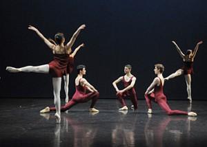 Jeune ballet section classique