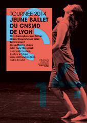 Jeune ballet, tournée 2014