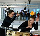 percussions à la Sucrière 2013