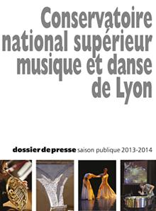 Dossier de presse 2013/2014