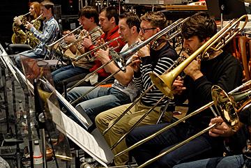 orchestre CNSMD © B. Adilon