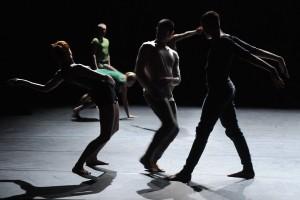 Chorégraphie : Emanuel Gat-«Second Song »