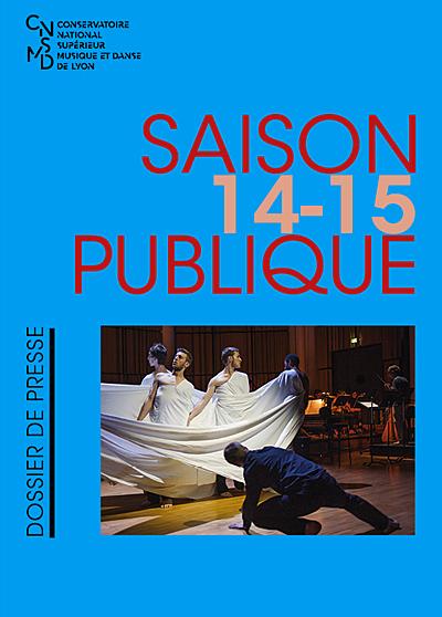 Dossier de presse - saison 2014-2015