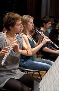 Flûte et hautbois © Adilon