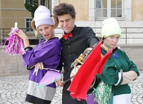 Krystina Marcoux, Pierre Bassery, Katalin La Favre - ZEEE MATCH