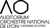 Logo de l'Auditorium Orchestre national de Lyon