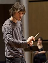 Nicolas Parisot, chef de chœurs