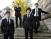 Quatuor à cordes van Kuijk