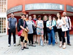 Groupe ICSS -Bologne mai 2015