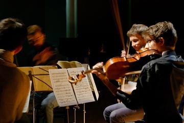 Quatuor Yako © B. Adilon