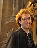 Vincent Bernhardt, orgue et clavecin