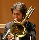 Joël Castaingts, trombone basse/tuba