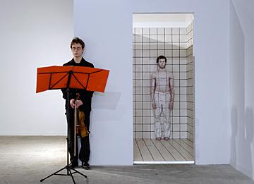 Lab Scène/recherchE - violon et danse