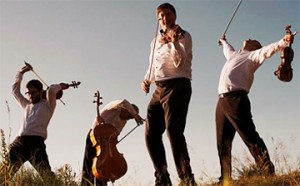 Quatuor Danel, 4 garçons dans le vent !