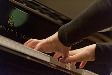 Piano © B. Adilon
