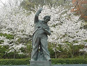 Beethoven à Naruto City, île de Shikoku, Japon