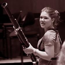 Diane Mugot, basson