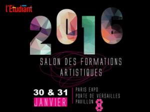Salon des formations artistiques 2016