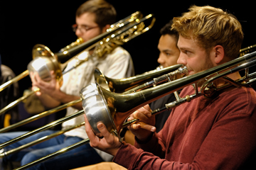 Trombone © Blaise Adilon