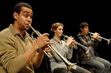 Trompette © Blaise Adilon
