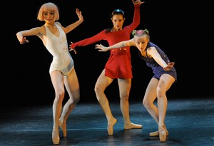 Vybz Ballet, François Chaignaud & Cecilia Bengolea © Christian Ganet