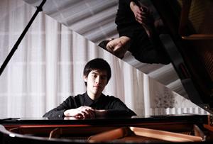 Stéphane Ge, piano