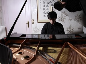 Stéphane Gé, piano