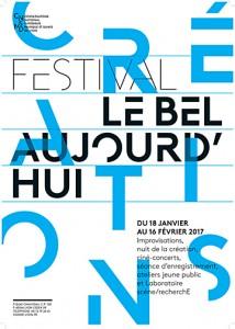 Festival Le Bel Aujourd'hui