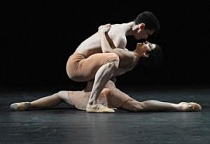 Jeune ballet - Mozart à 2, Thierry Malandain © Christian Ganet