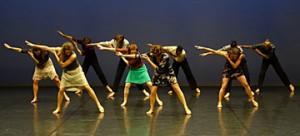 Jeune Ballet contemporain © Christian Ganet