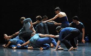 Jeune ballet, Kammerkonzert, Edmond Rosso/Shlomi Tuizer © C. Ganet