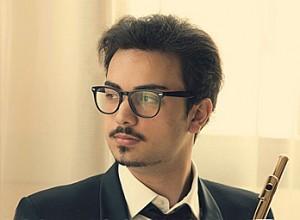 Niccolo Valerio, flûte