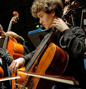 Florian Erpelding, violoncelle
