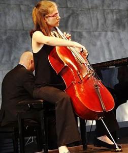 Caroline Roeland, violoncelle
