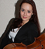 Laure-Hélène Michel, violoncelle