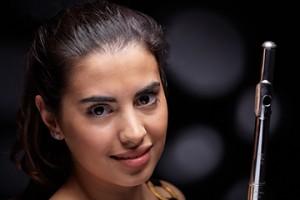 Ana Ferraz, flûte