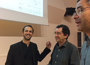 Soutenance de thèse - Tiago Simas Freire