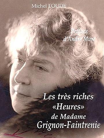 "Irma Grignon-Faintrenie, les ""Heures"""