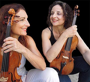 Reine-Brigitte et Agnès Sulem
