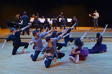 atelier XX21 et danse