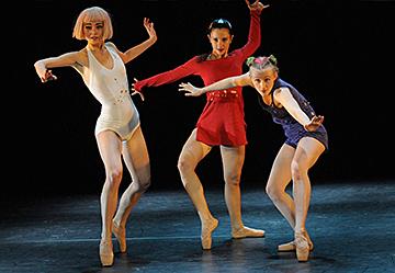 Jeune ballet