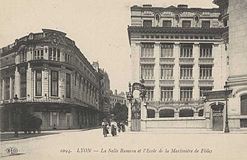 Salle Rameau - 1910