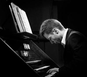 Antoine Thomas, orgue