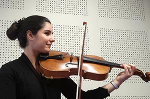Gabriella Bannura, alto